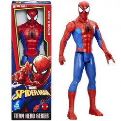Figura titan Spiderman