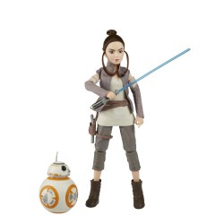 Star Wars Figura Rey y BB8