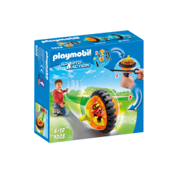 Playmobil Speed Roller