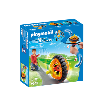 Playmobil Speed Roller