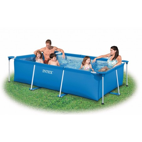 Piscina Intex desmontable 260 x 160 x 65 cm