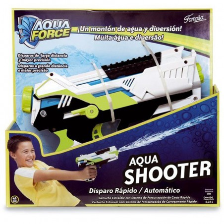 Aqua Force Shooter pistola agua