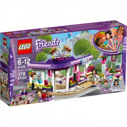 Lego Friends Café del arte...