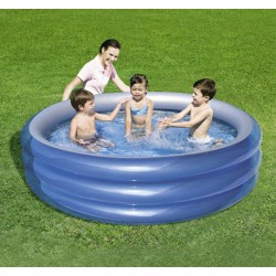 Piscina hinchable aros...