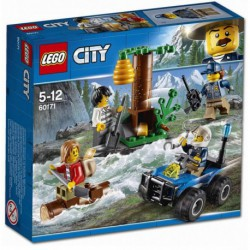 Lego City Fugitivos en la...